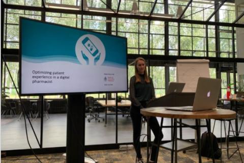 Helen's thesis presentation
