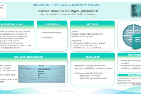 Pharmi - Glance of Research - part 2